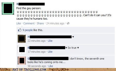 facebook gay hit on human - 5213573376