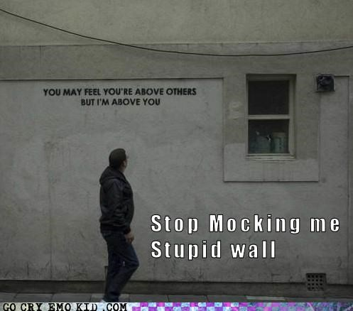 emolulz,jerk,mocking,walls