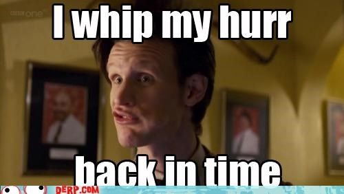 back in time best of week doctor doctor who i whip my hair back forth Movies and Telederp tv show - 5215403776