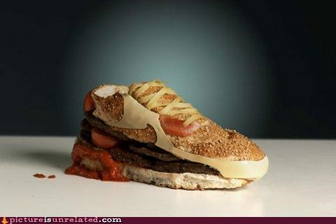 burger nike shoes wtf - 5215649792