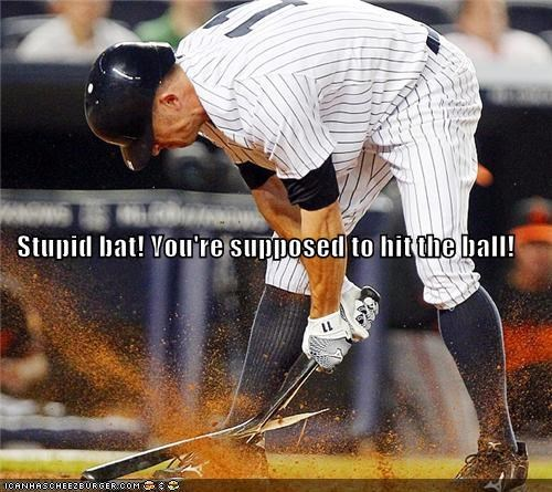 angry baseball baseball bats FAIL sports stupid Up Next in Sports - 5216986880