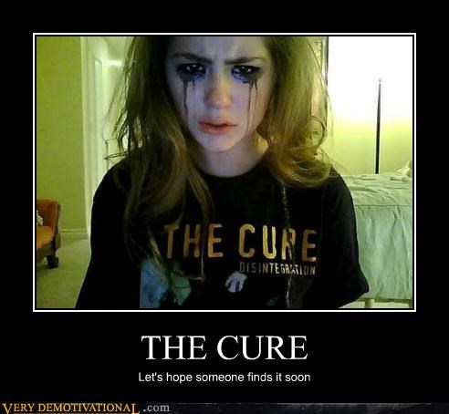 cure emo hilarious Sad - 5218231552
