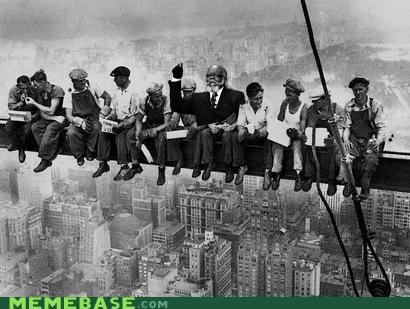 building city jimmy mcmillan new york rafter skyscrapers - 5218419968