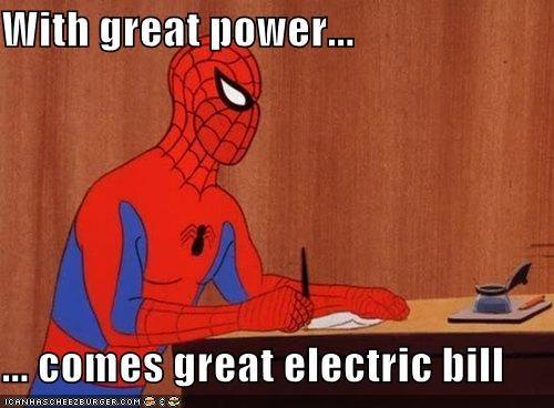 bills electric Spider-Man Super-Lols - 5218715904