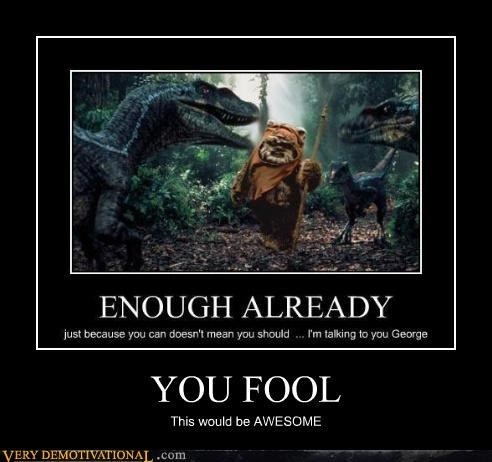 awesome ewok fool hilarious wtf - 5218769920