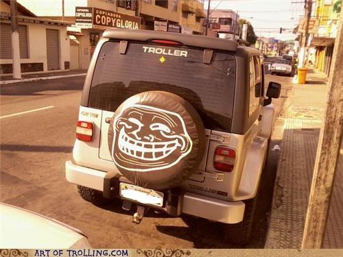 car IRL troller wtf - 5219481856