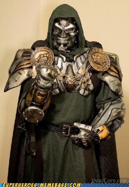 amazing best of week costume dr doom Super Costume - 5219565568