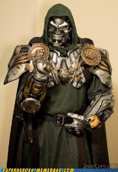 amazing best of week costume dr doom Super Costume - 5219565568