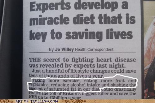 common sense diet IRL miracle - 5219600128