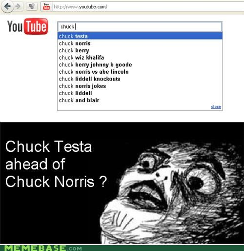 chuck norris Chuck Testa google nope what is this wizardry