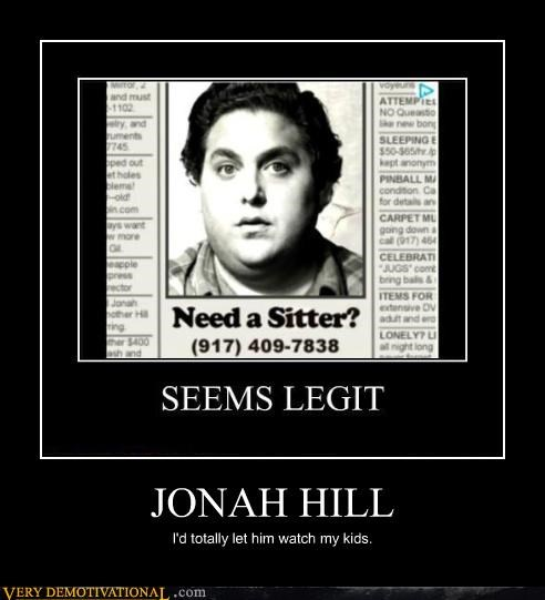baby sitter hilarious jonah hill - 5219804160