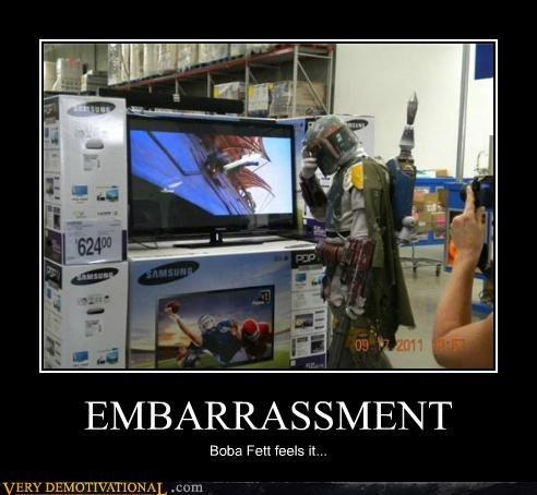 boba fet embarrassment hilarious - 5219998464