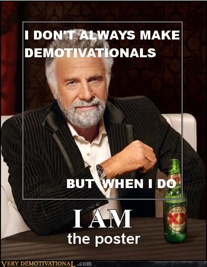 dos equis Hall of Fame hilarious most interesting guy poster - 5220012544