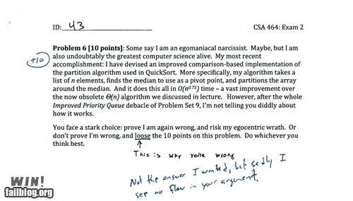 answer grammar grammar nazi response school teacher test - 5220134144