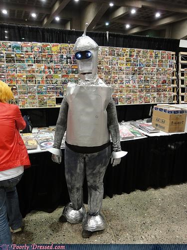 bender,cosplay,costume,futurama