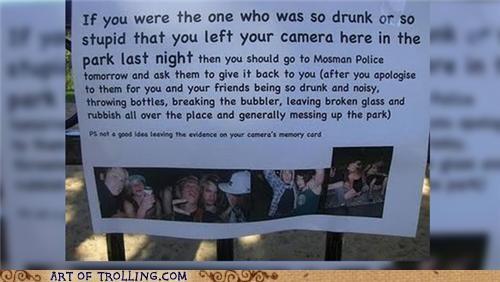 camera cops drunk FAIL IRL - 5220599552