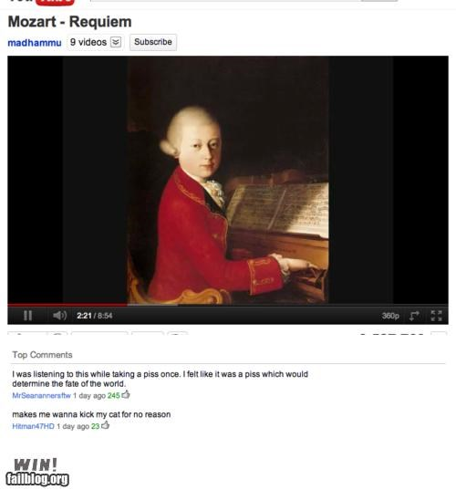 classical music comment dramatic epic mozart youtube - 5220671744