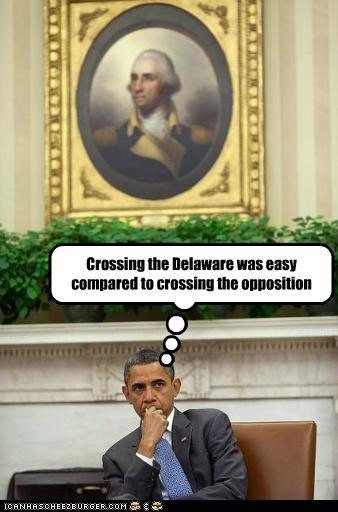 barack obama george washington political pictures - 5220932096