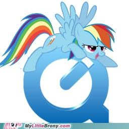 20 Percent Cooler all your needs art crossover icons ponies pony icons quicktime rainbow dash - 5221065216