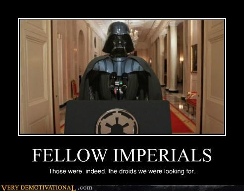 darth vader hilarious imperials star wars