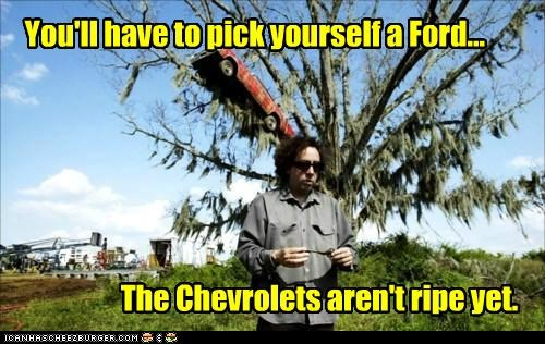 cars chevrolet food ford fruit ripe trees - 5221540864
