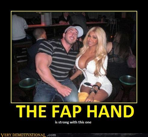 fap hand hilarious strong wtf - 5221857024