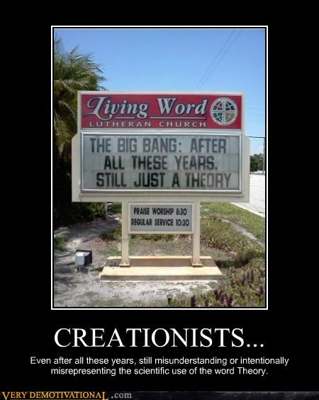 big bang creationist hilarious theory - 5221988096