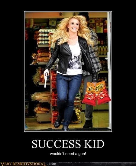 britney spears,hilarious,success kid,theft