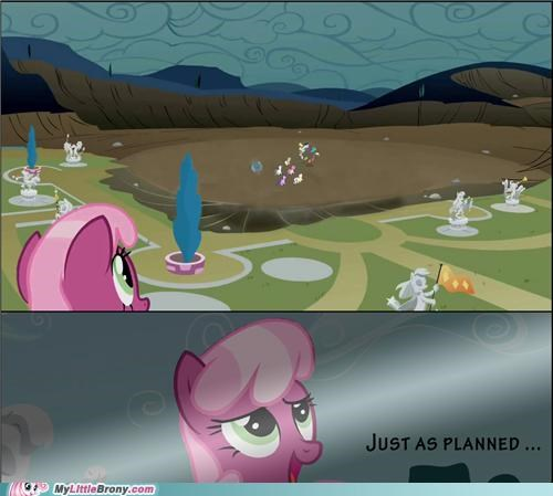 cheerilee just as planned mastermind ponies season 2 - 5222057728