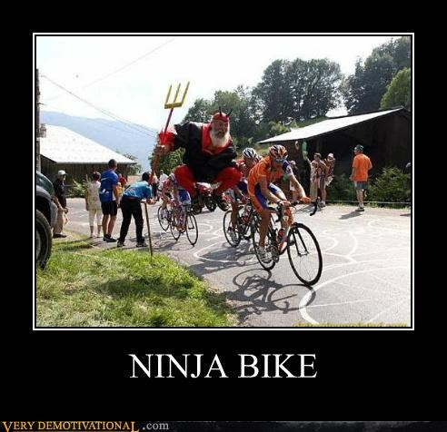 bike guy hilarious ninja wtf - 5222218240