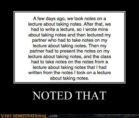 hilarious,Inception,lecture