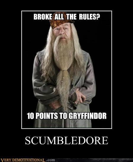 dumbledore Harry Potter hilarious Scumbag Steve