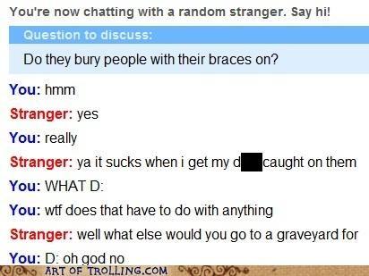 braces graveyard gross necrophilia Omegle - 5222576384