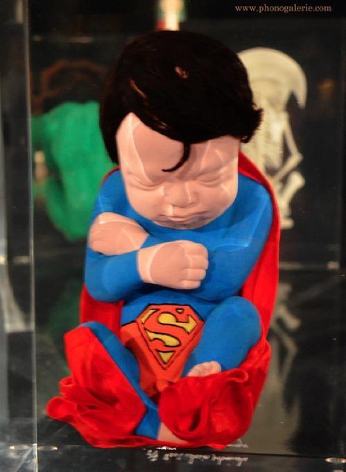 Babies,Fan Art,fetuses,sculpture,superhero fetuses,superheroes