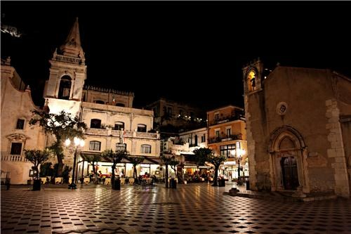 city europe getaways island Italy night night photography sicily - 5223247104