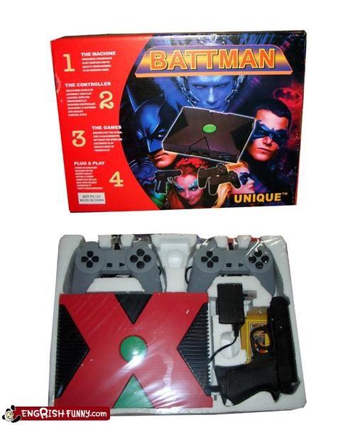 batman knockoff Movie super heroes video game wait what xbox - 5223315968