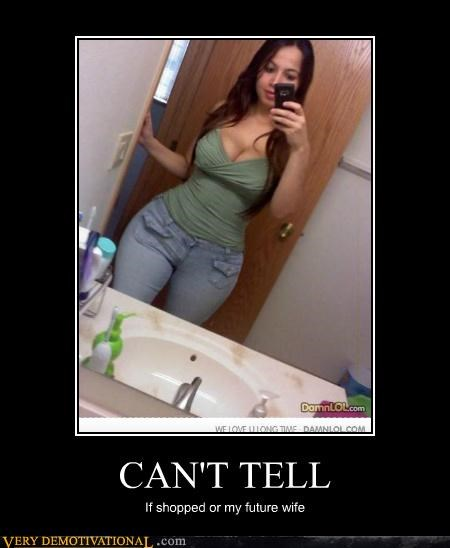 CAN'T TELL - Very Demotivational - Demotivational Posters