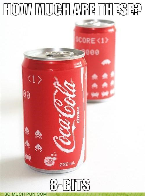 8 bit,bit,bits,coca cola,cost,double meaning,eight,literalism,pop,resolution,soda