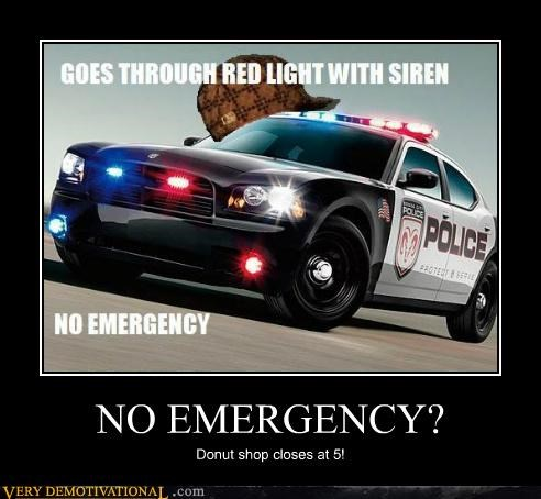emergency,hilarious,police,scumbag