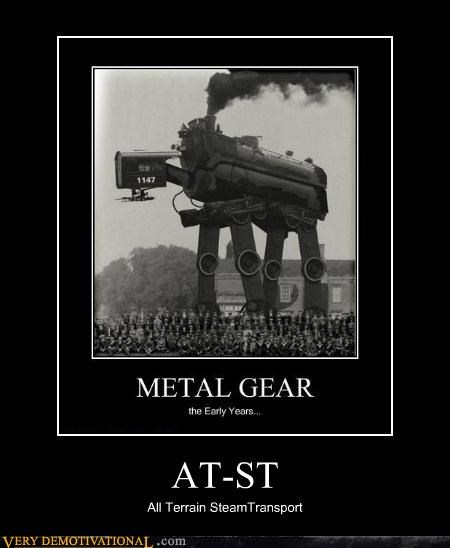 AT-ST All Terrain SteamTransport