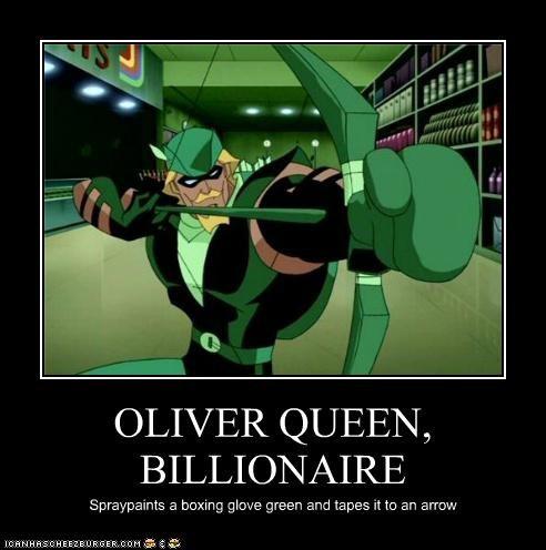 billionaire green arrow Super-Lols wtf - 5225594880