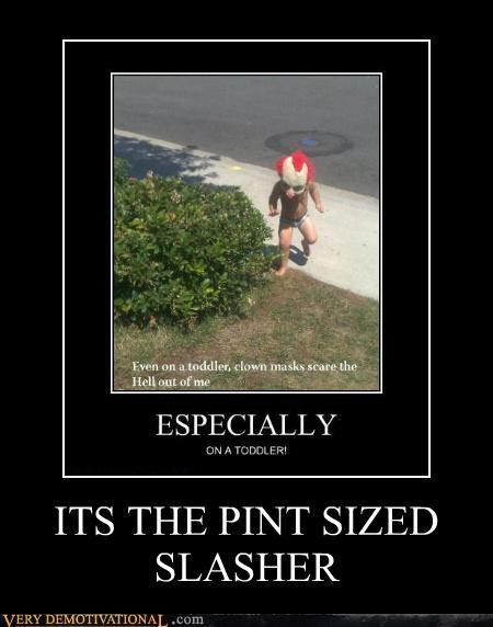 kid pint sized slasher Terrifying - 5225718528