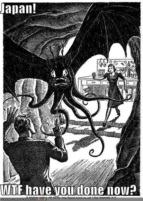art funny illustration monster - 5225817856