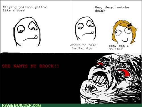 Pokémon,Rage Comics,she wants my,that sounds naughty
