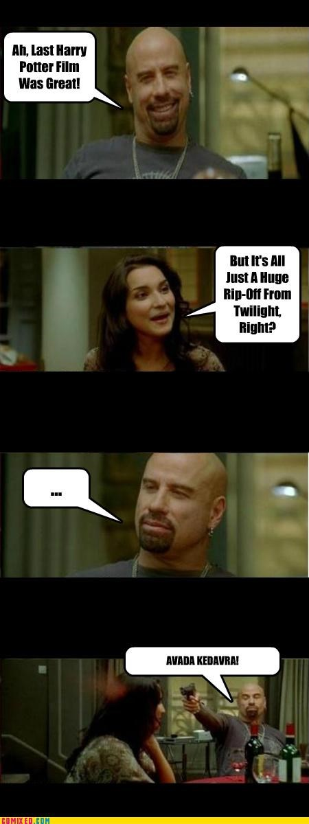 best of week dont get it Harry Potter stupid the internets trolling twilight - 5226461696
