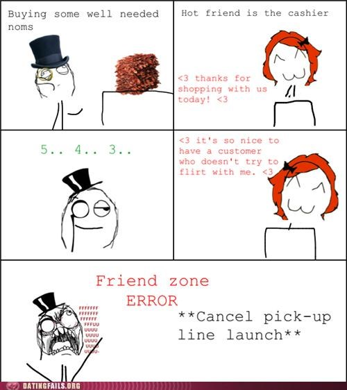 cashier comic friend zone rage comic retail We Are Dating - 5226632192