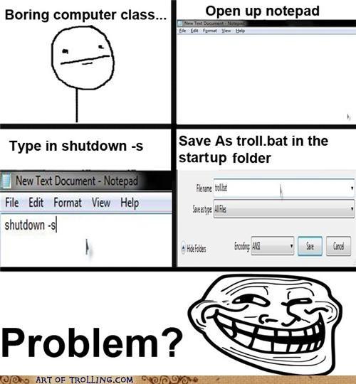 computer notepad shutdown - 5226878976
