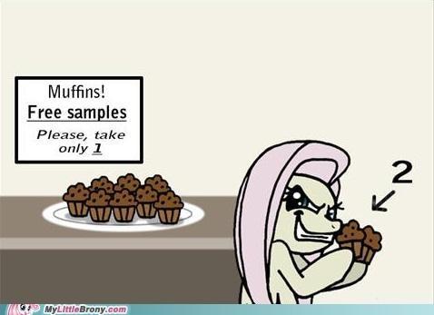 best of week fluttershy flutterwry meme muffins season 2 - 5226894592