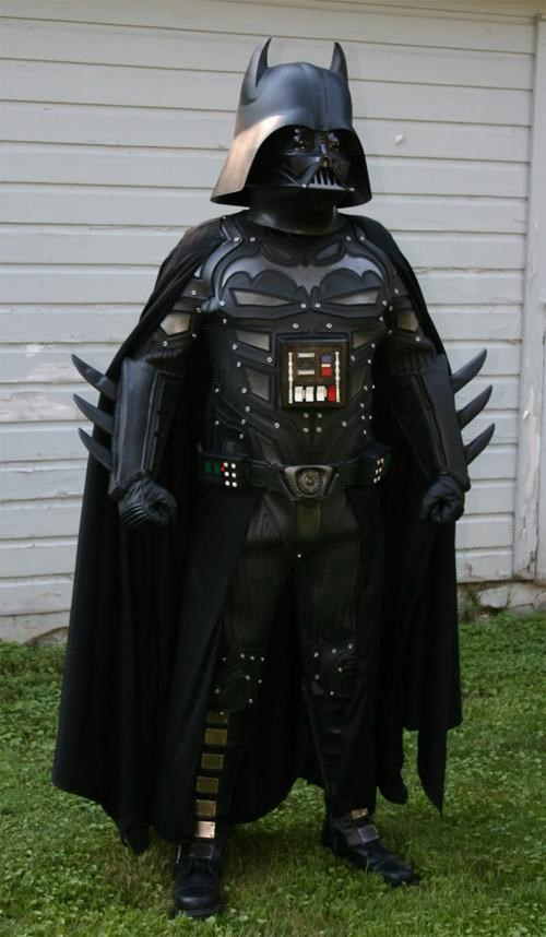 batman bat-vader cosplay cosplay corner darth vader darthman hybrid what is this - 5227460864