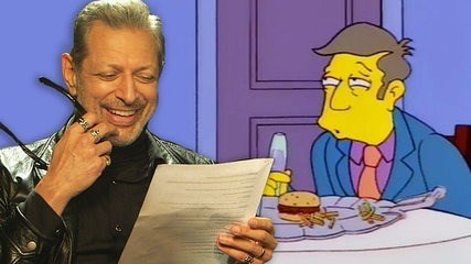 jeff goldblum Memes twitter the simpsons Video steamed hams - 5227525